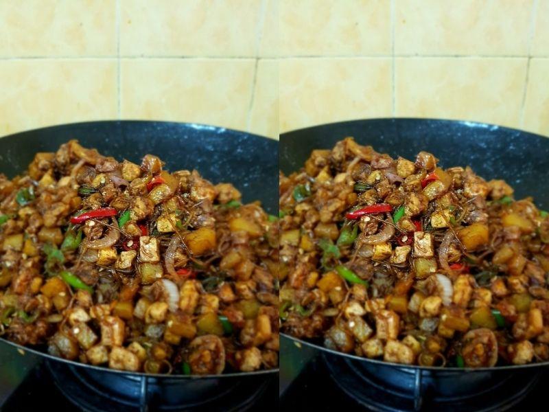 Resipi sambal goreng
